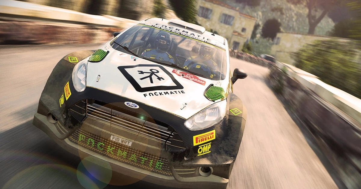wrc 6 arriva a ottobre su pc ps4 e xbox one ecco il primo trailer. Black Bedroom Furniture Sets. Home Design Ideas