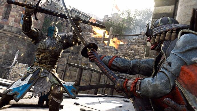 For Honor si mostra in un filmato di gameplay