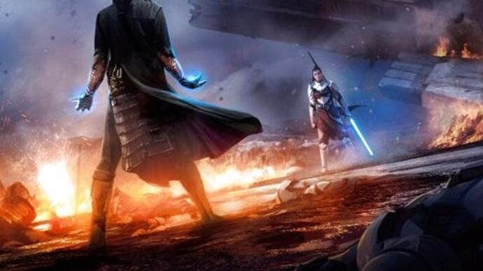 Next Star Wars: The Old Republic expansion is Knights of the Eternal Throne