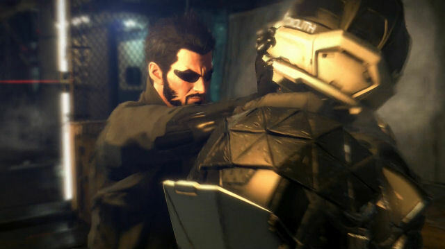 Deus Ex Mankind Divided Gameplay Has Headbutting, Electrocuting, Sweet Talking
