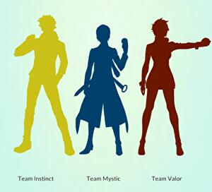 Pokémon Go Team Change item explained: Which team is the
