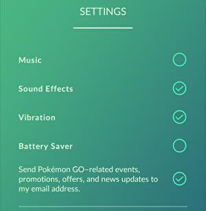 Pokémon Go - Battery saver mode explained, other ways to save