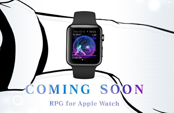 Square Enix's Newest RPG Is for Apple Watch