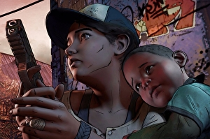 The Walking Dead's third season screens shows off Telltale's improved engine