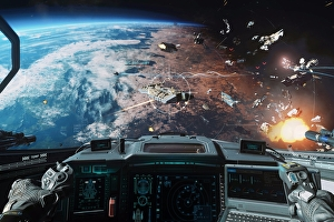 12 minutes of Call of Duty: Infinite Warfare gameplay