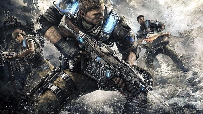 Gears of War 4's PC-exclusive features detailed