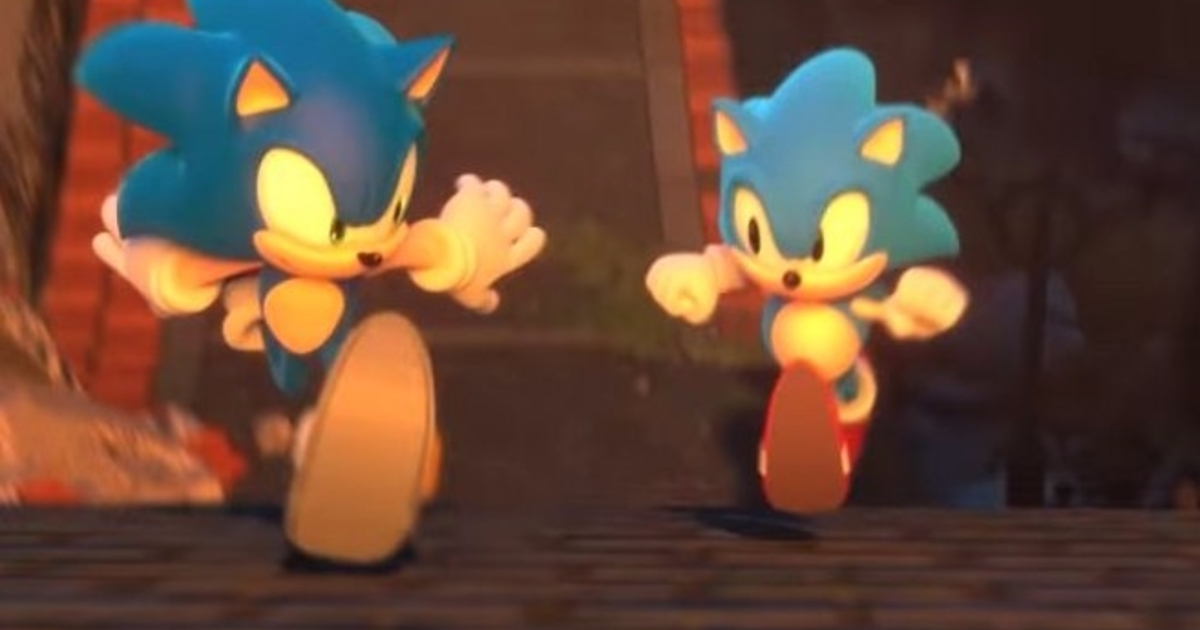 Sega announces two new Sonic games