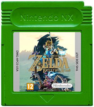 Nintendo NX is a portable console with detachable controllers