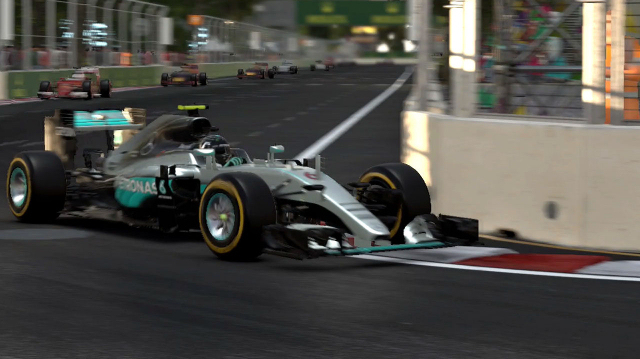 F1 2016 is the Nerdiest Formula One Game Yet