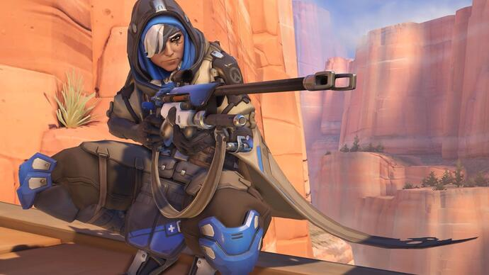 Here's how the latest Overwatch patch changes Ana and McCree