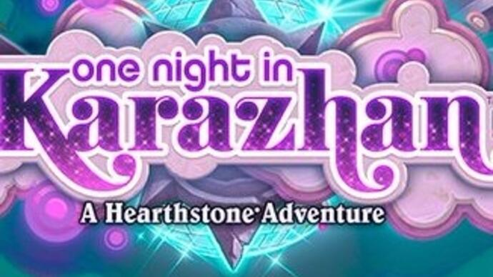 Hearthstone's next expansion invites you for One Night in Karazhan