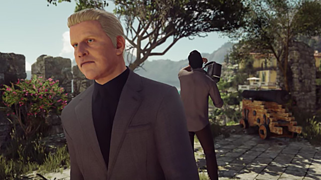 Hitman's Latest Elusive Target is Gary Busey, Believe It or Not