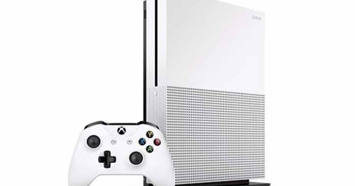 It looks like the white Xbox One S 2TB has sold out for good • Eurogamer.net