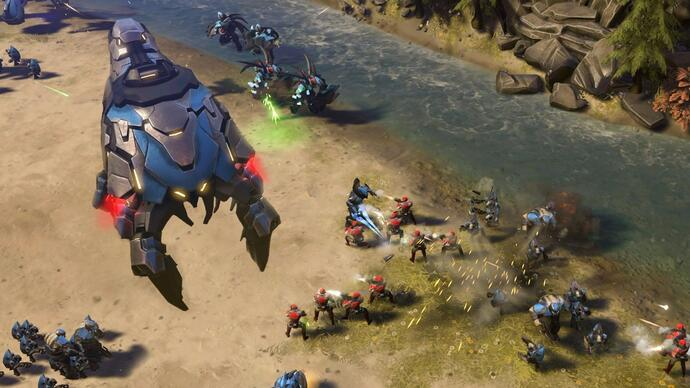 343 Industries confirma que habrá una segunda beta de Halo Wars 2