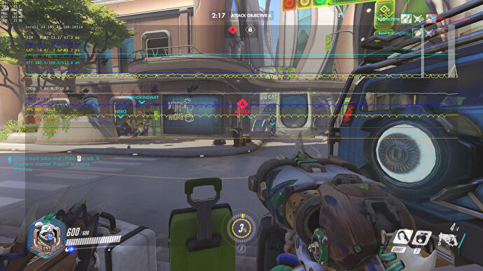 Looks like Blizzard silently improved Overwatch server tick