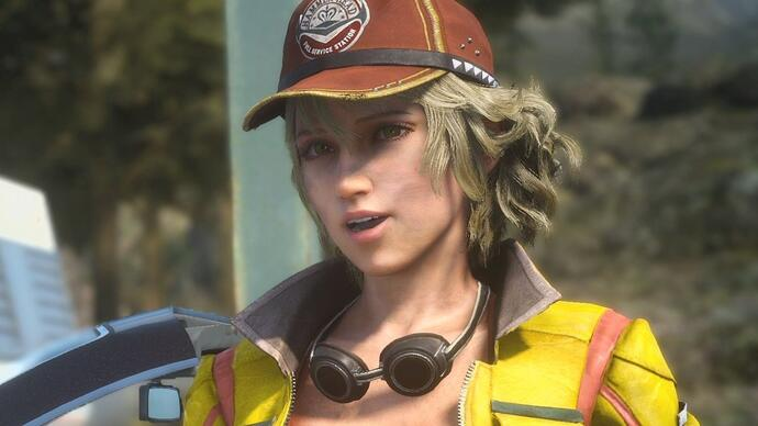 Ny Final Fantasy XV-trailer med Florence + the Machine