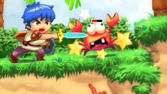 Monster Boy and the Cursed Kingdom recebe trailer Gamescom 2016