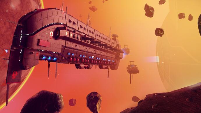 No Man's Sky offers new PC patch beta