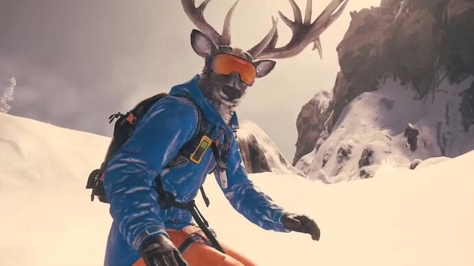Ubisoft's extreme winter sports game Steep sets releasedate
