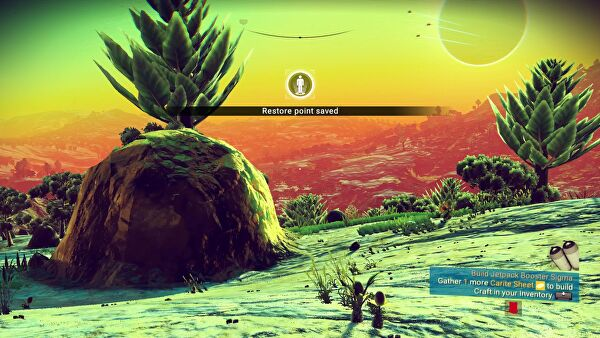 No mans sky how to save the game eurogamer 2 malvernweather Choice Image