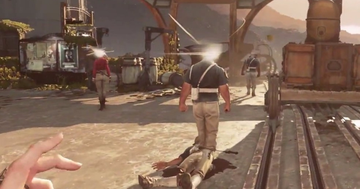 Watch new Dishonored 2 gameplay in latest Gamescom trailer • Eurogamer.net