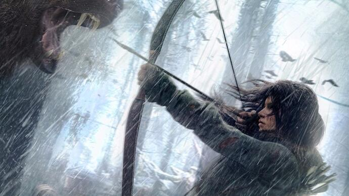 Primeiro trailer de Rise of the Tomb Raider: Blood Ties