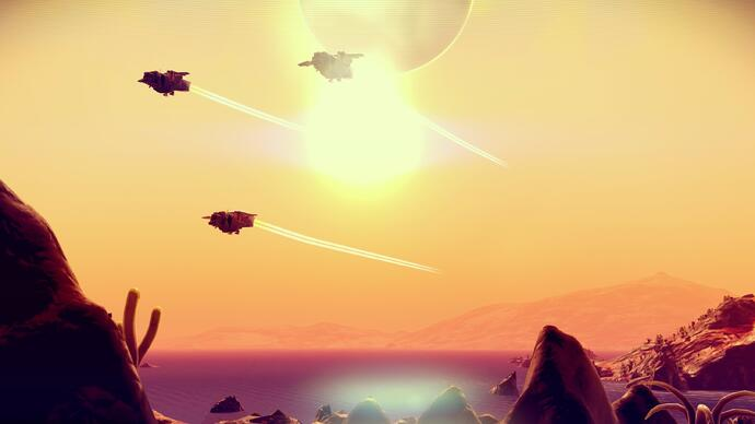 Here's what No Man's Sky's PC patches have fixed