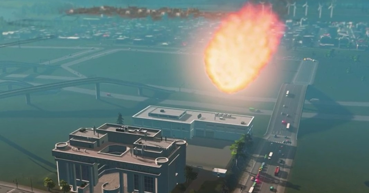 City Skylines Natural Disasters Demo