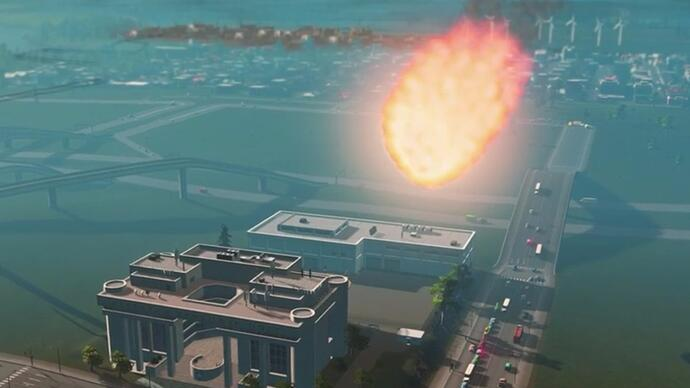 We take a look at Cities: Skylines inevitable Natural Disastersexpansion