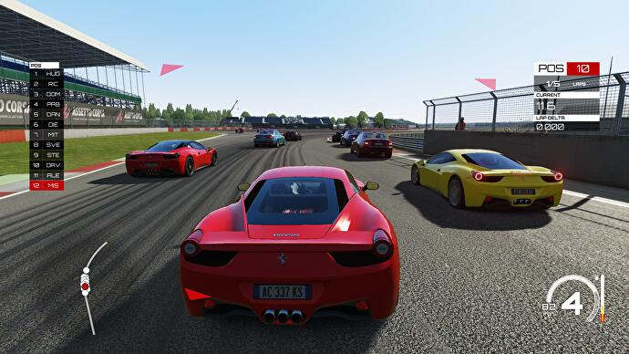 Assetto Corsa console review • Eurogamer net