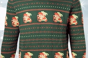 Breath of the Wild won't arrive for Christmas, but these Legend of Zelda jumpers will