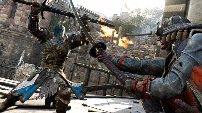 For Honor si mostra in un video di gameplay di 50 minuti