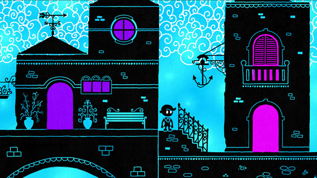 Hue Mangles Our Mind with Colour-Based Platform Puzzles
