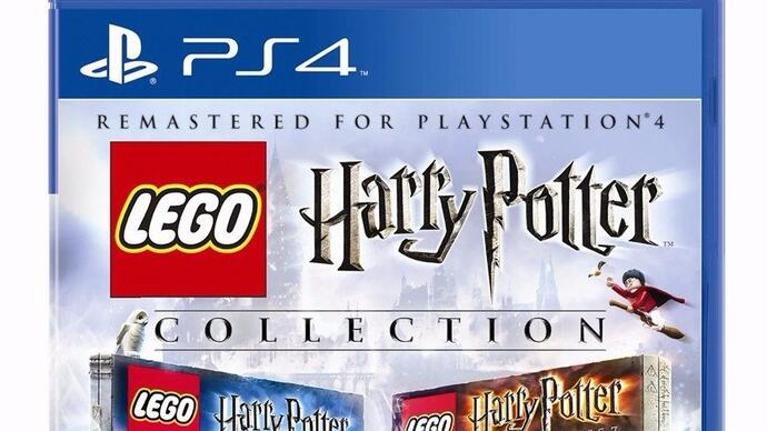 Lego Harry Potter gets PlayStation 4 remaster