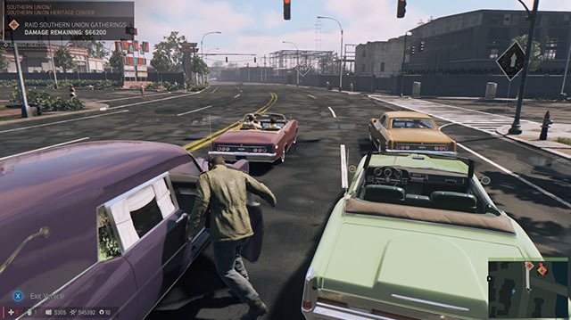 Mafia 3 Crusade Plows On in Purple Funeral Car