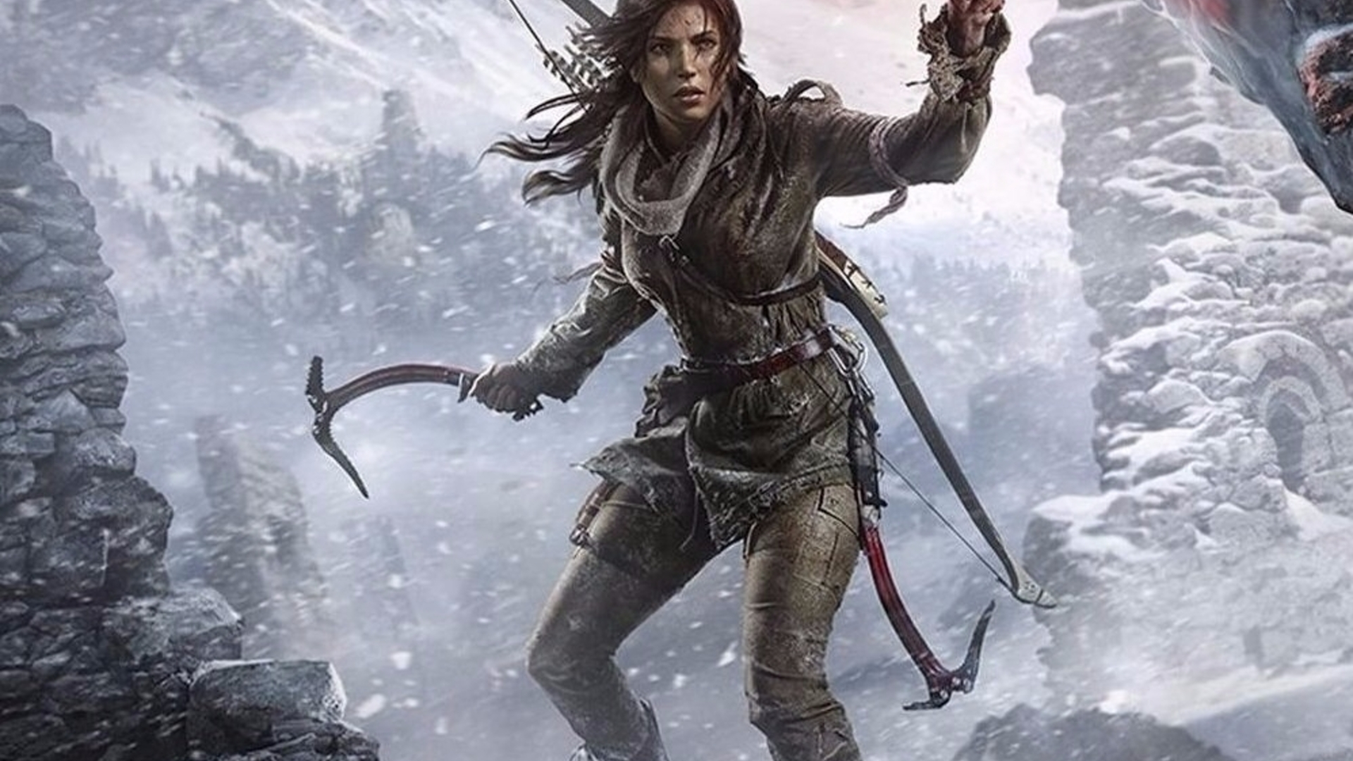 Rise Of The Tomb Raider First Ps4 Pro Vs Pc Graphics Comparison Knight Raizer Portable Ps2 3