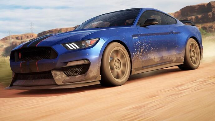 Recension: Forza Horizon 3