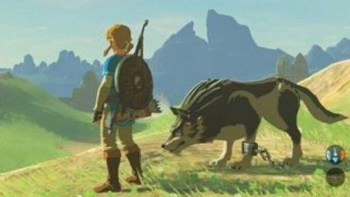 The Legend of Zelda: Breath of the Wild in un altro mini gameplay