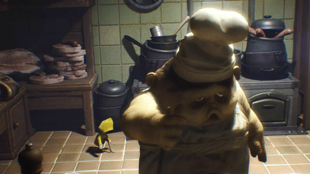 Puzzle Platformer Little Nightmares is Unravel for Goths