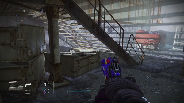 destiny how to use weapon parts