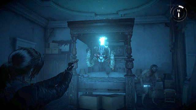 Zombies Invade Croft Manor in Rise of the Tomb Raider DLC Lara's Nightmare