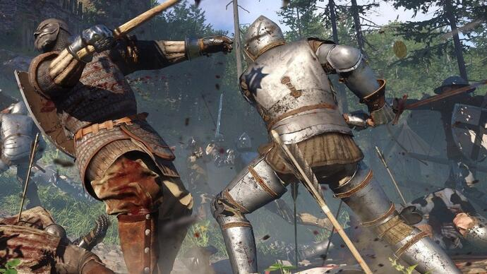 Crowdfundee Kingdom Come: Deliverance announces co-publisher Deep Silver