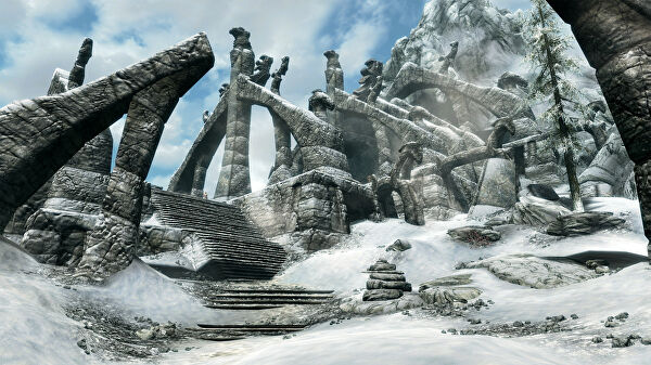 Bethesda confirms mods, 4K support coming to Skyrim, Fallout 4