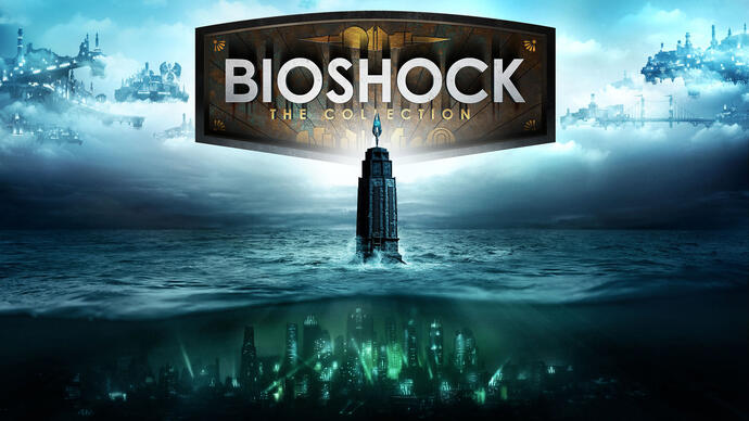 Patch pc-versie BioShock: The Collection verbetert Field of View