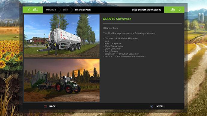 Farming Simulator 17 has mods on console, too • Eurogamer net