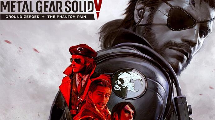 Vê o trailer de MGS V: The Definitive Experience