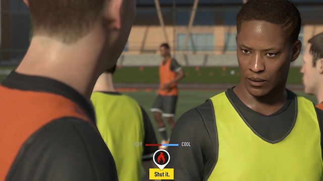 We Become a Professional Footballer in FIFA 17's The Journey Mode