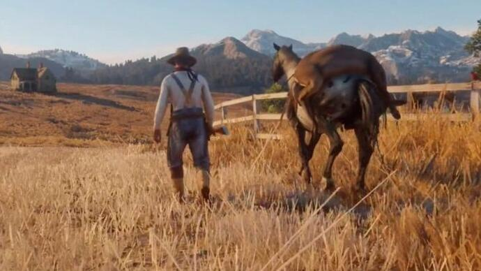 Red Dead Redemption 2 - Primeiro Trailer