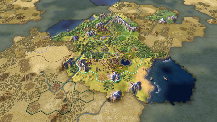Civilization 6 strategies - How to master the early game, mid-game