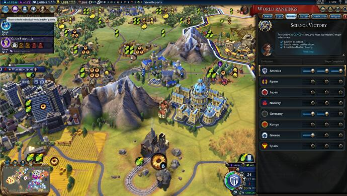 Civilization 6 Science Victory - how to win the Scientific